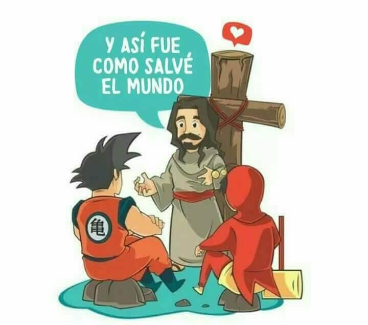 Así Dios salvó al mundo